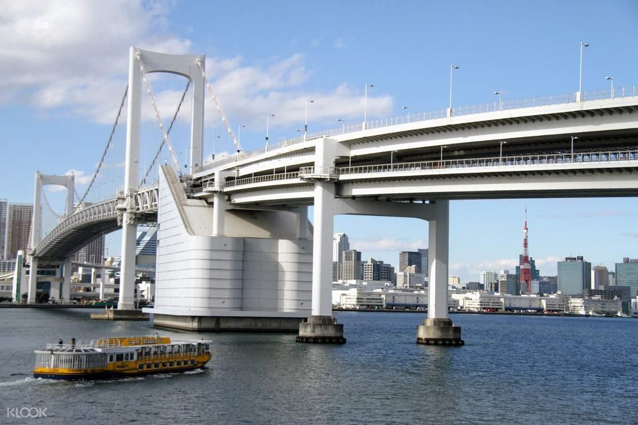 東京灣遊船