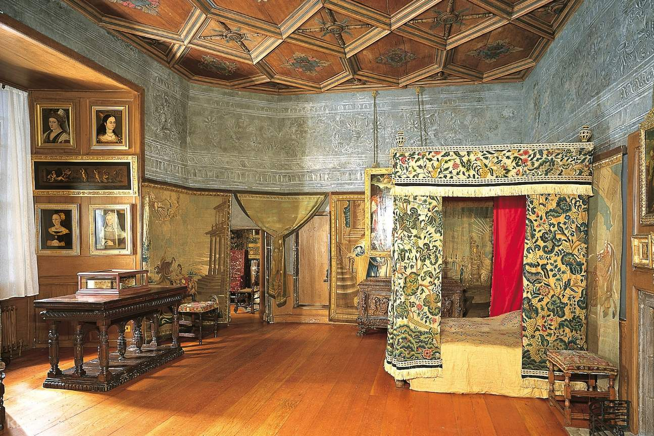 mary queen of scots apartment