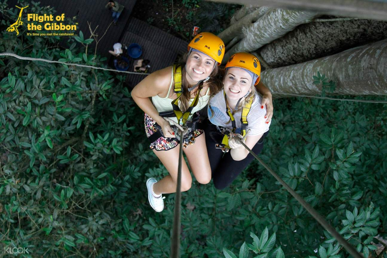 Flight of the Gibbon Zipline Experience and Cooking Class in Chiang Mai