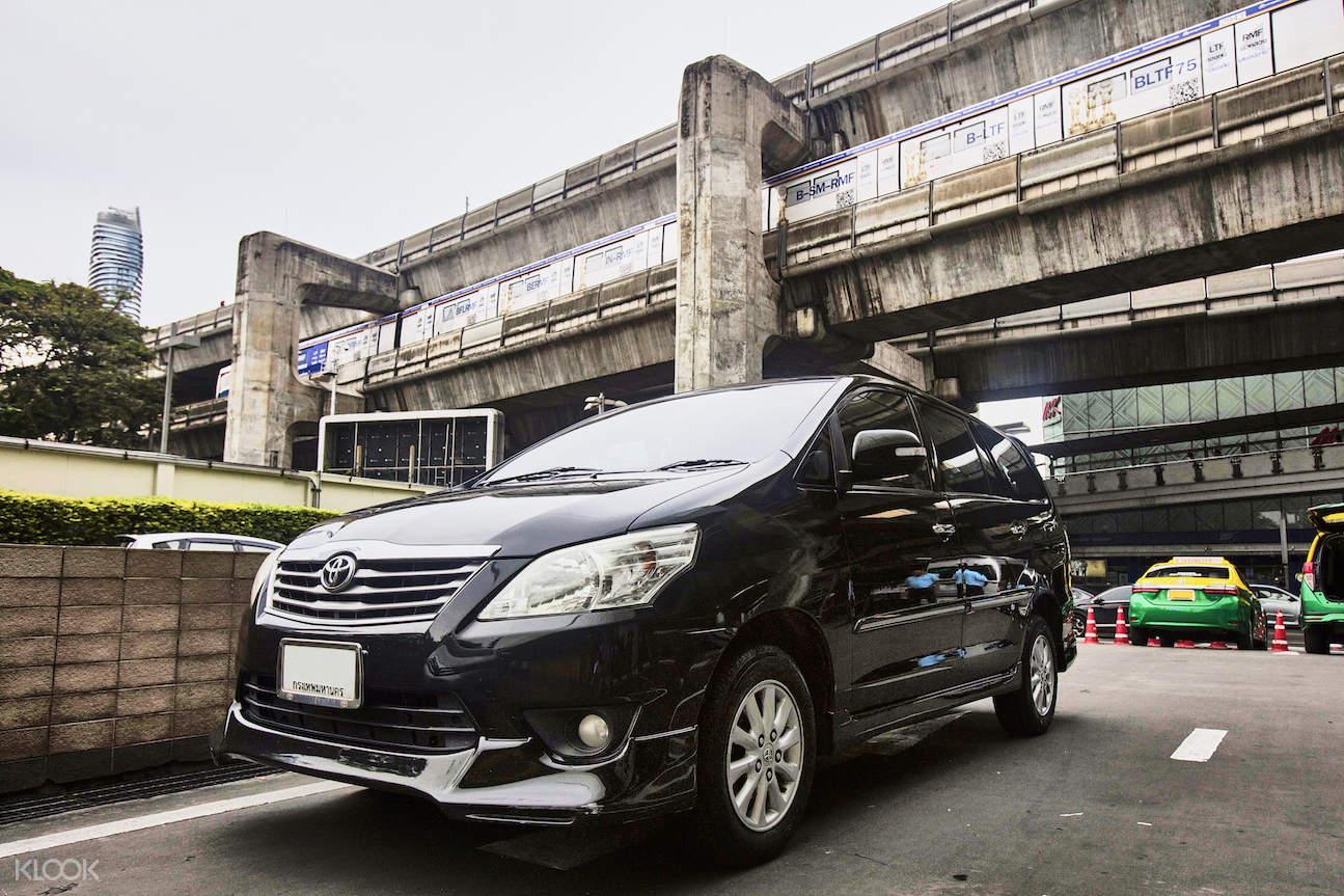 suv private city transfers pattaya koh samet thai rhythm