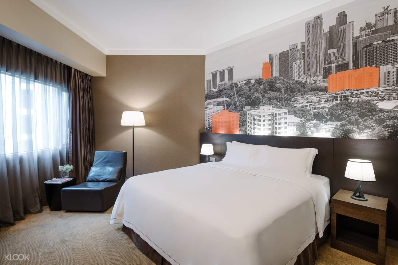 Grand Park Orchard - Deluxe King Room