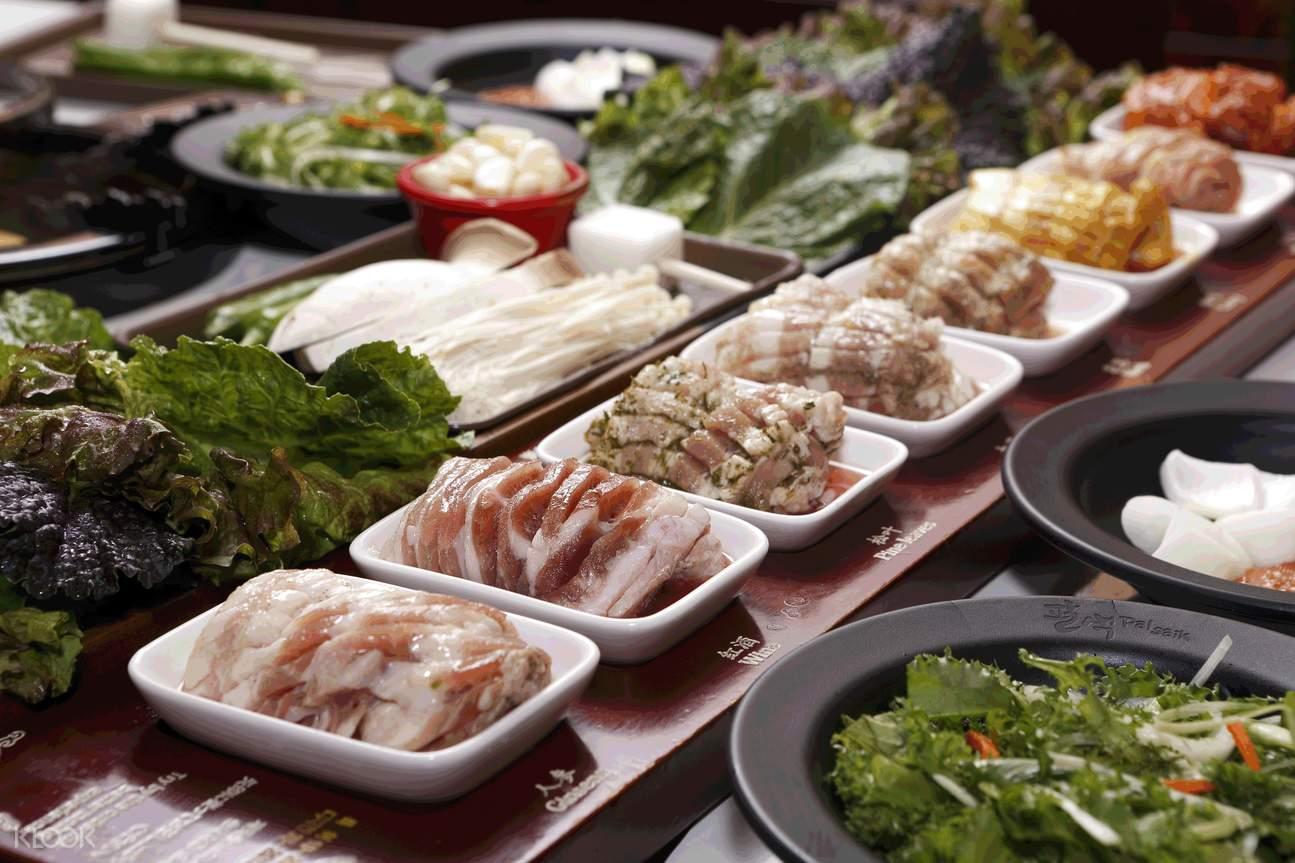 首爾八色烤肉餐廳