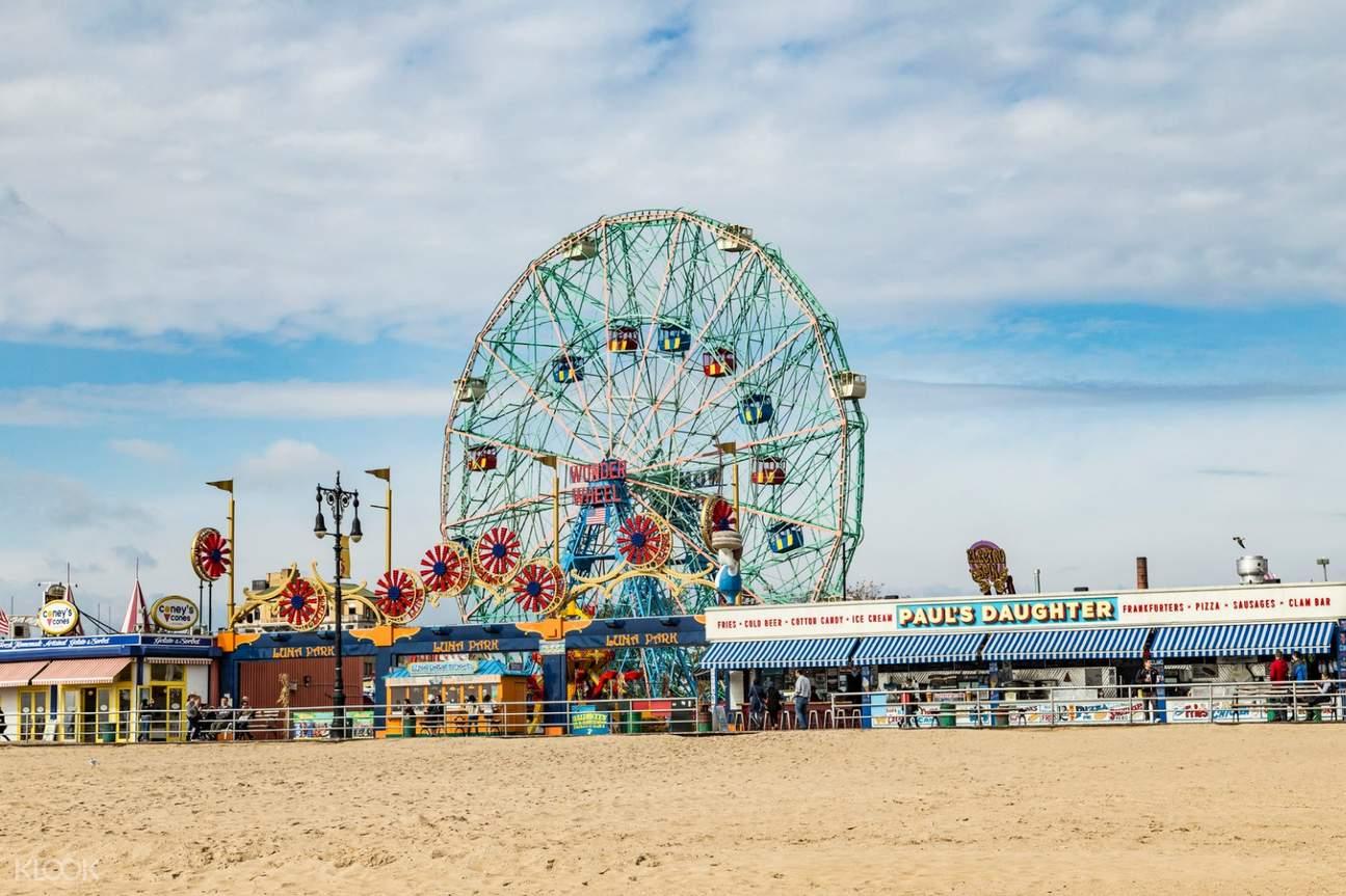 new york coney island tour
