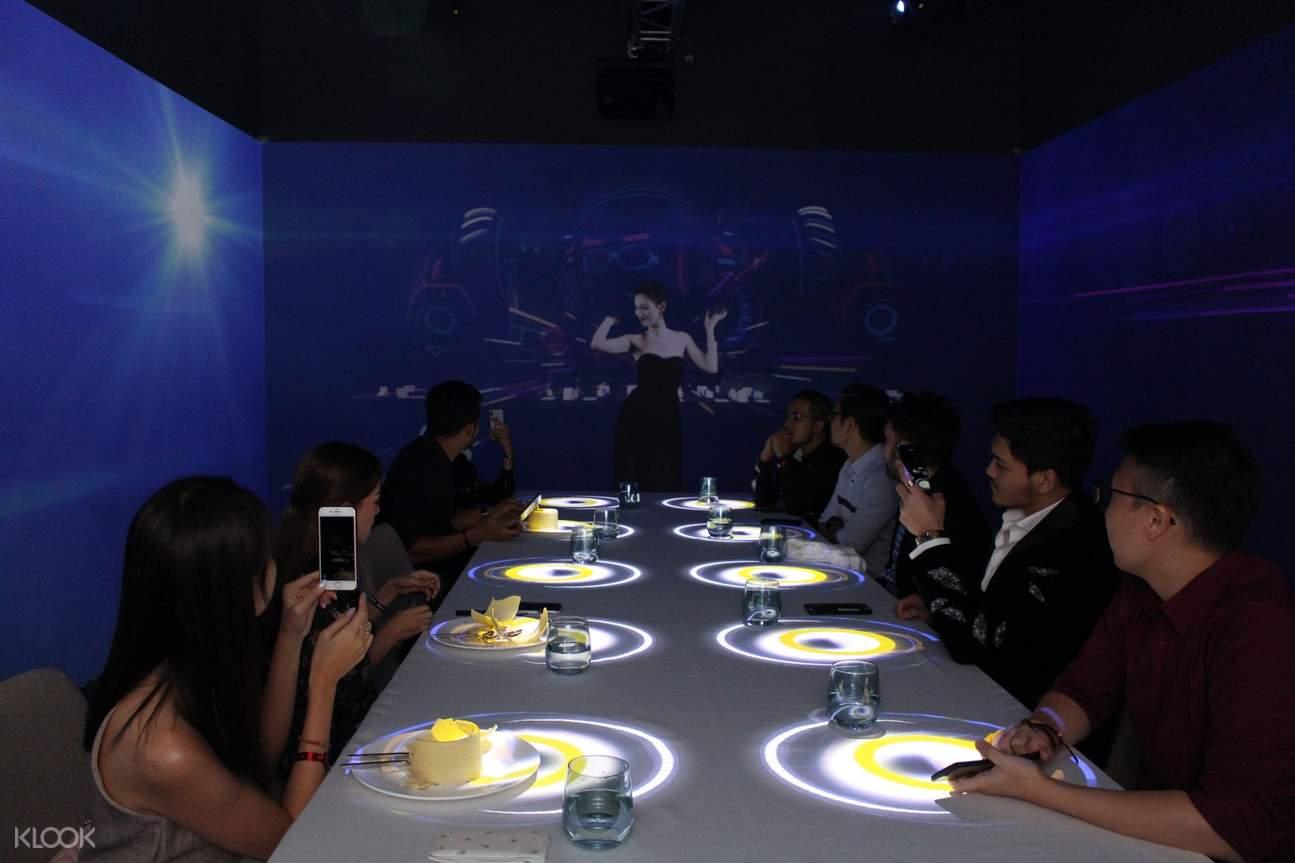 Whimsy Multisensory Dining in Kuala Lumpur
