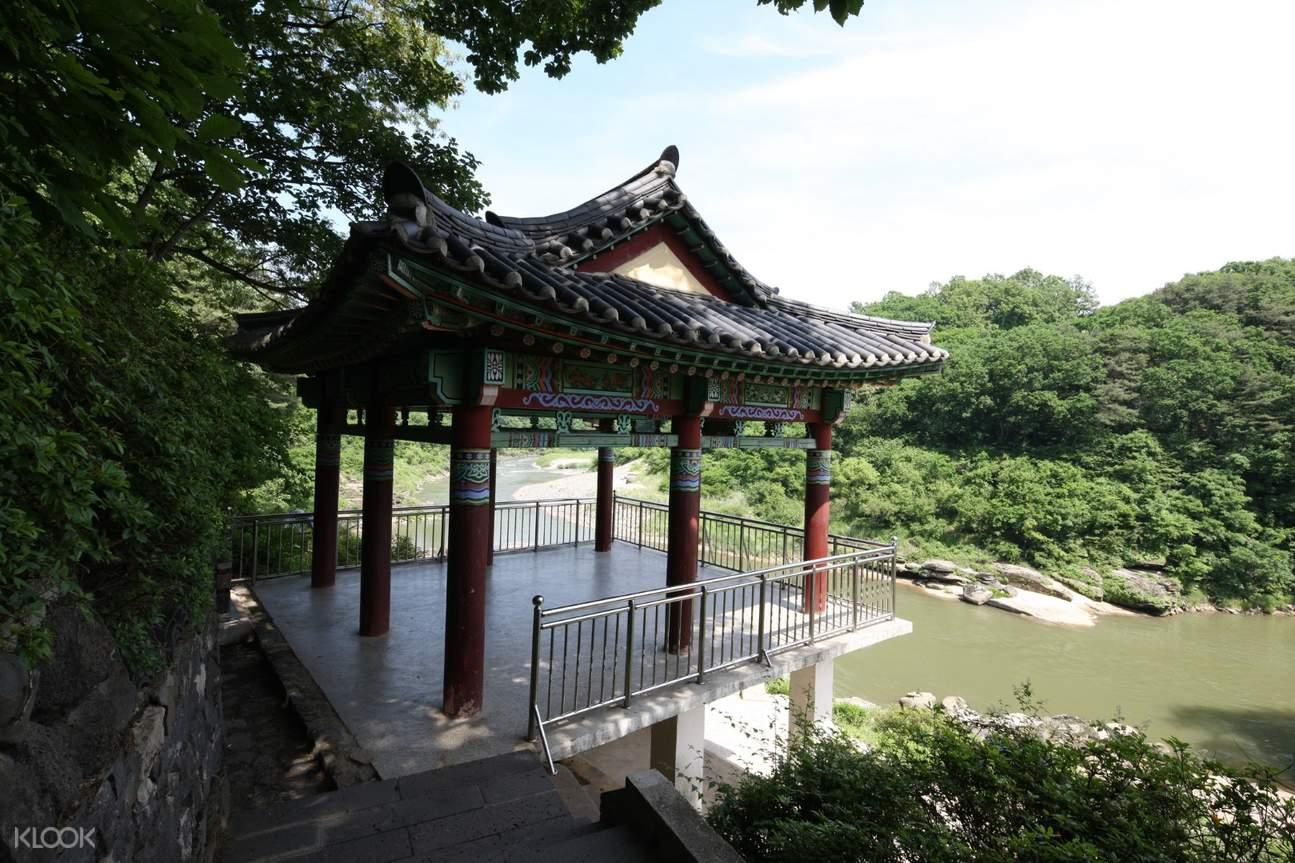 view point in goseokjeong cheorwon dmz tour