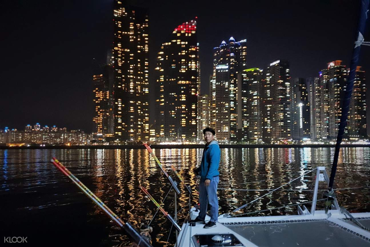 busan night yacht tour