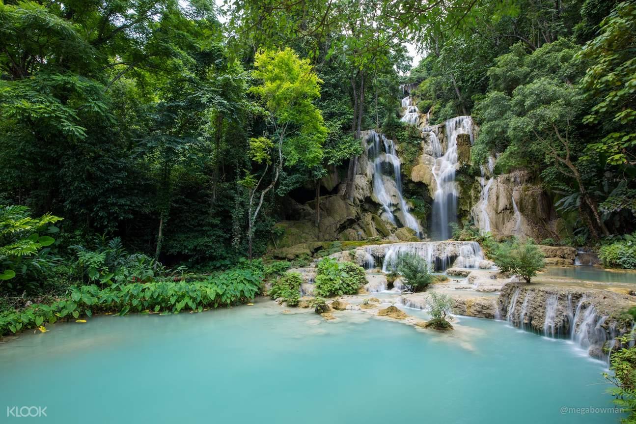 Kuang Si Waterfall tour