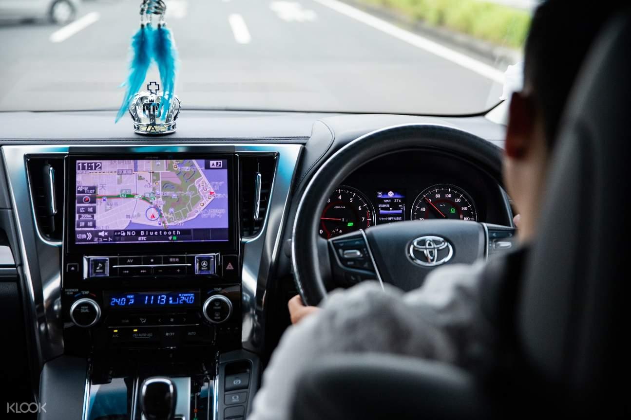 专业的司机兼向导提供出游建议