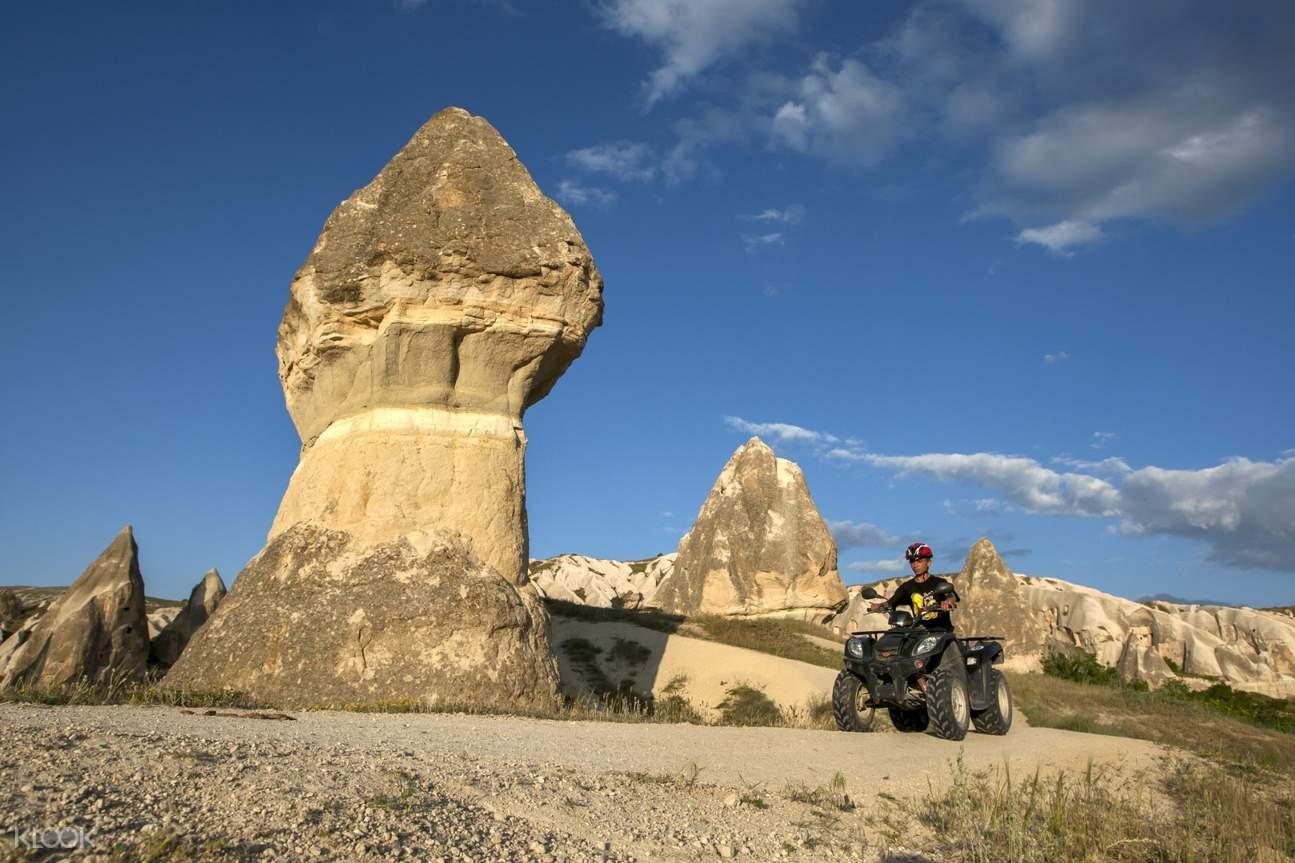 quad safari cappadocia