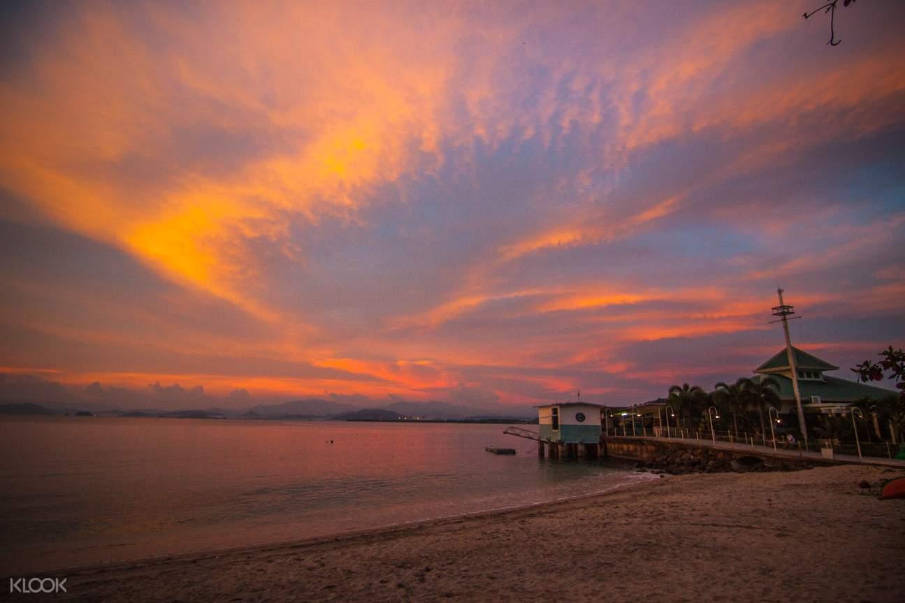 菲律宾卡玛延海岸度假村