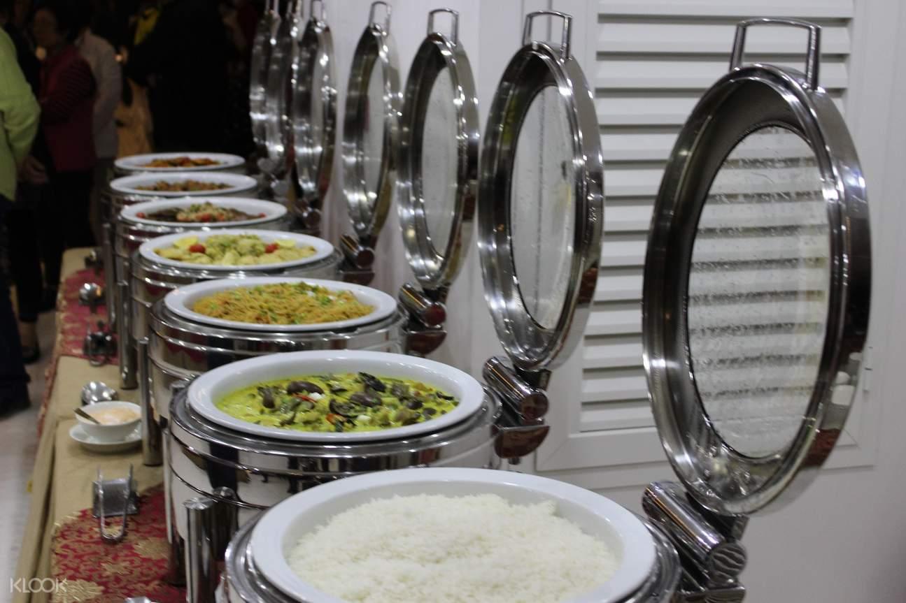 迪拜自助餐