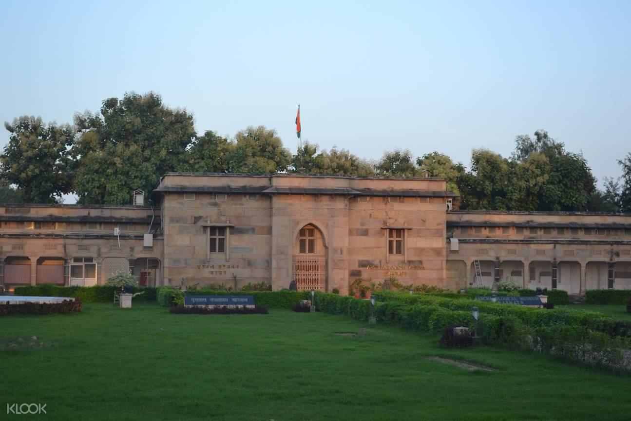 鹿野苑考古博物馆