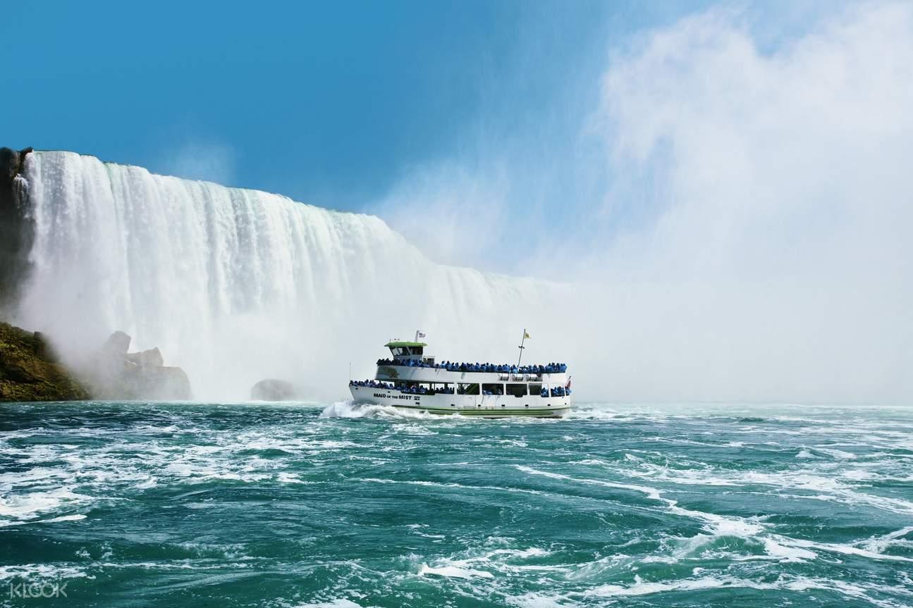 niagara falls tourist attractions