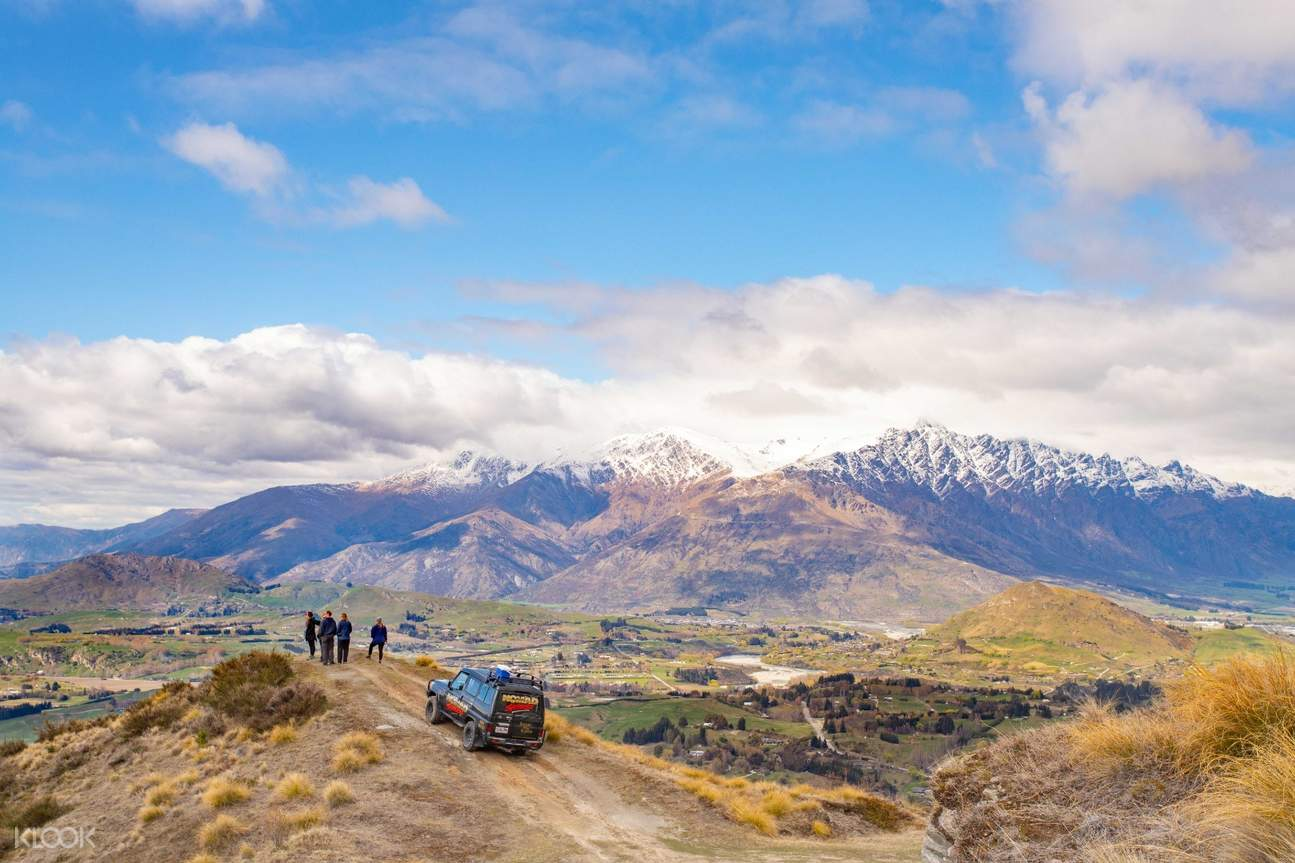 Queenstown Green & Gold Tour - Klook