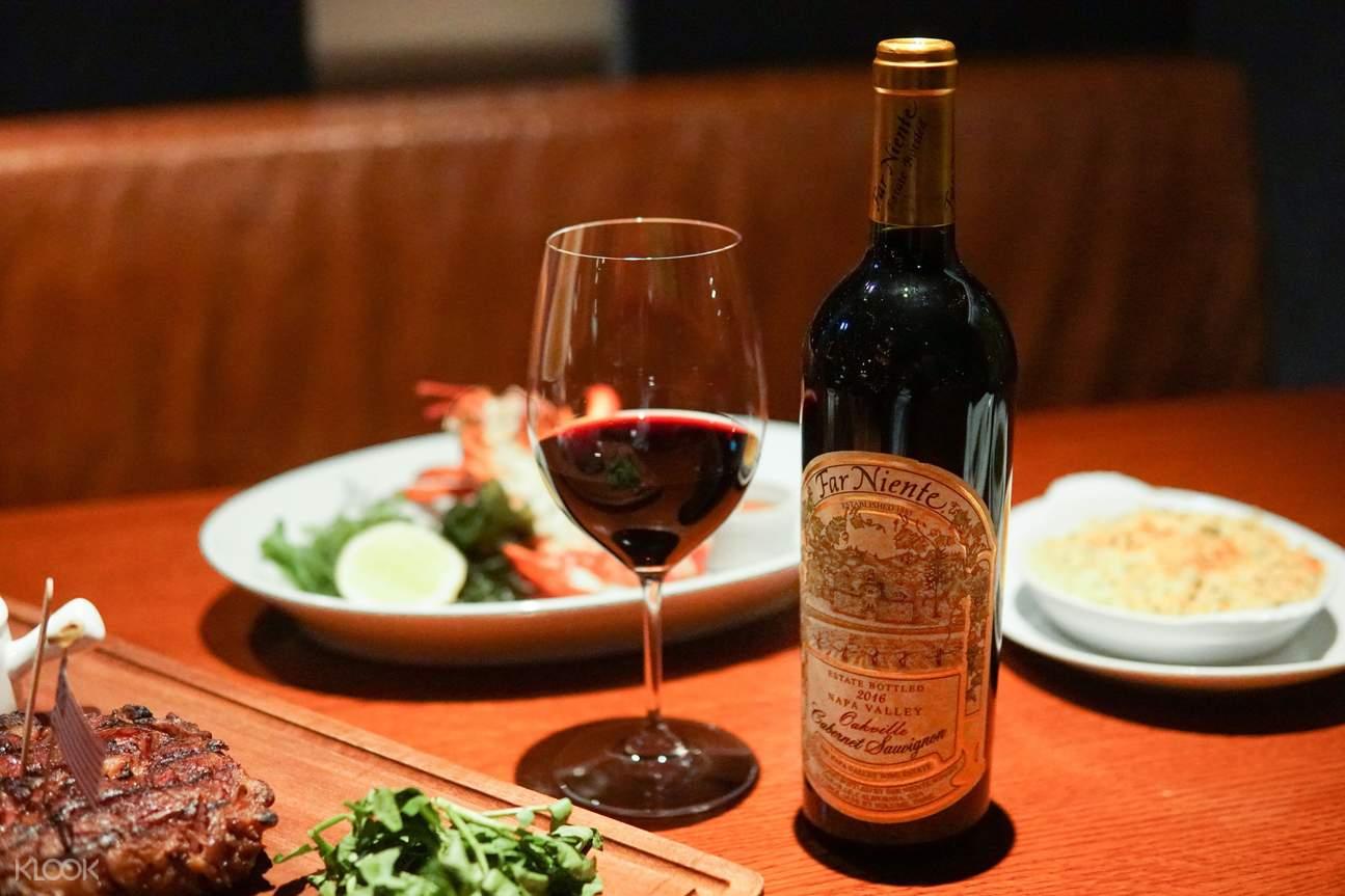 Delicious USA - Grand Hyatt Steakhouse美國滋味晚餐套餐
