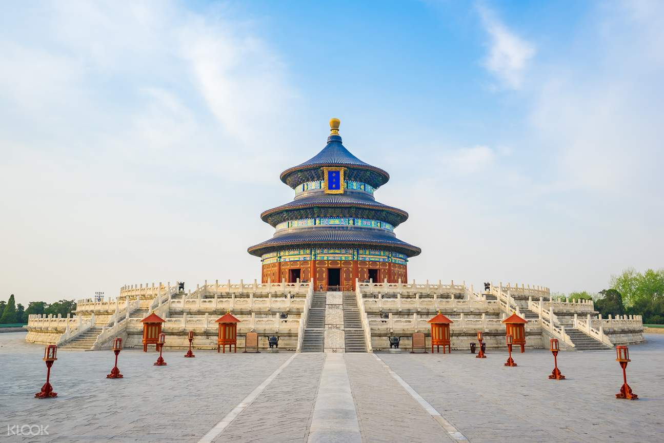 temple of heaven day tour