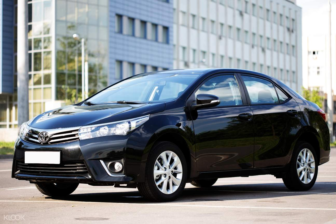 Toyota Corolla or Vios