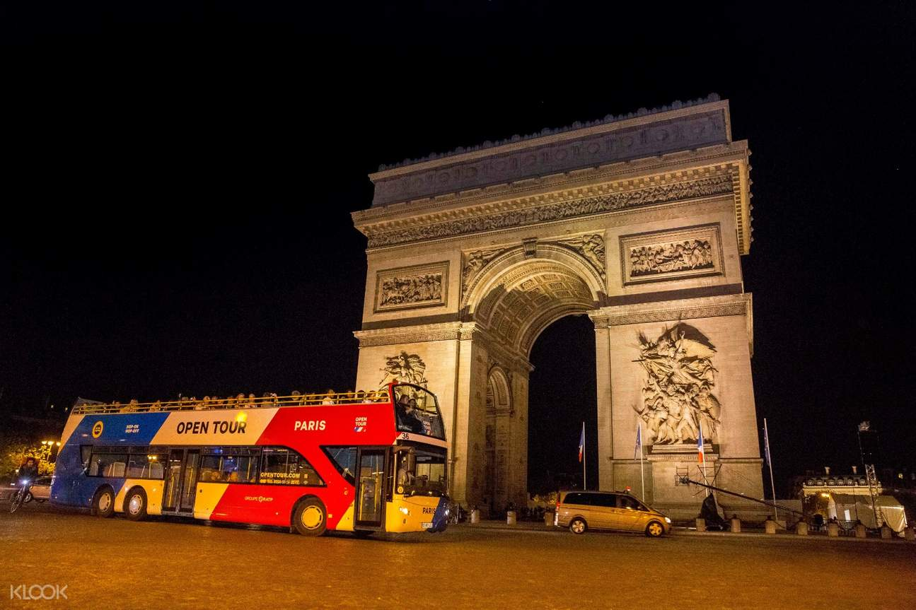 paris open bus pass