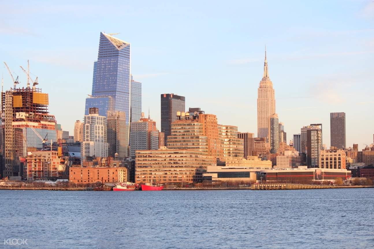 纽约无限次数观光游船