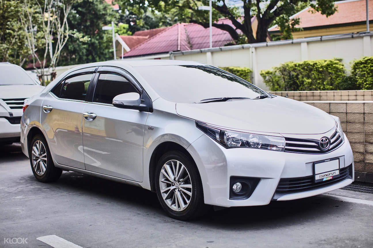 sedan private city transfers pattaya koh chang
