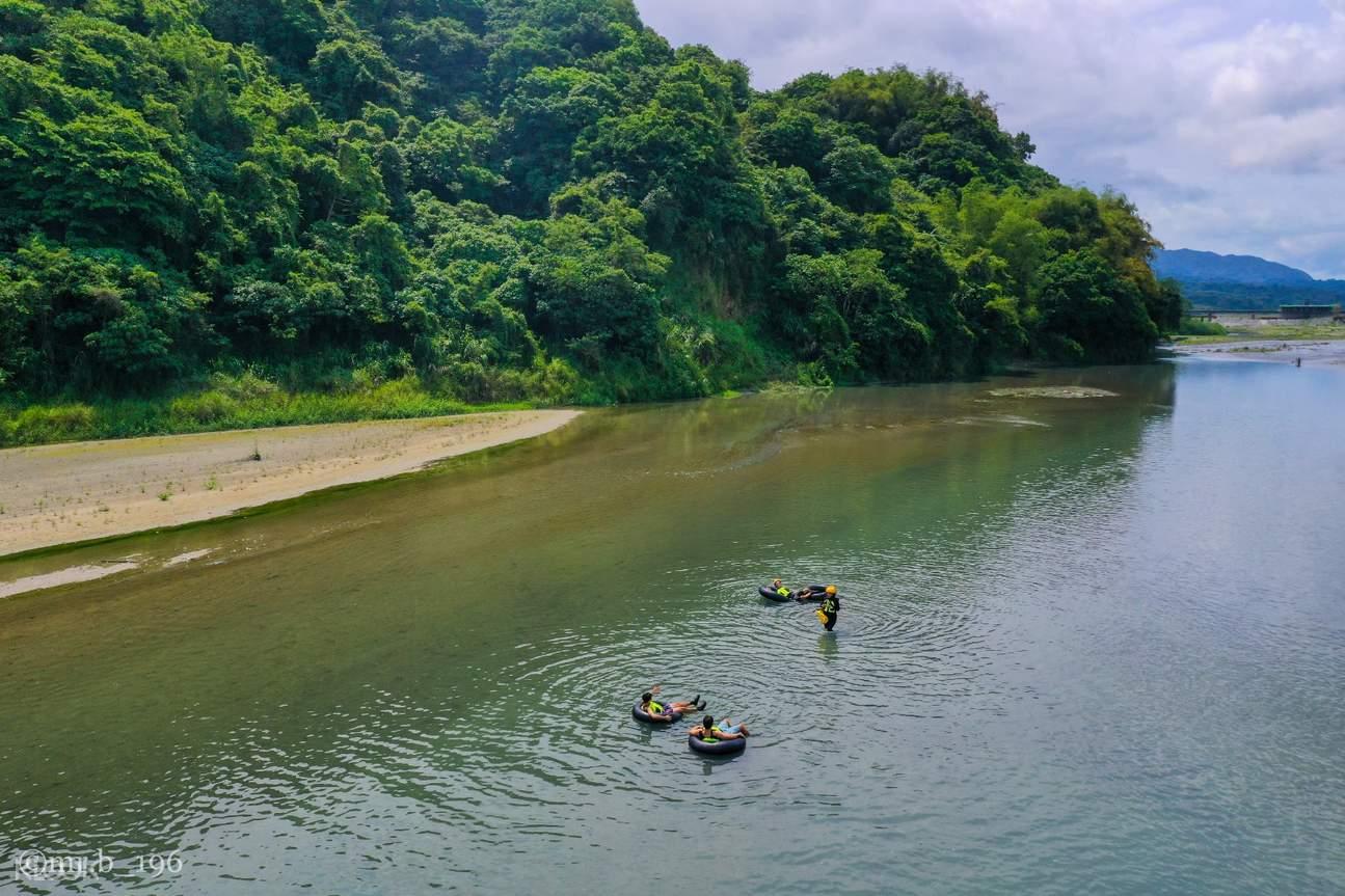 花蓮溪漂漂河體驗