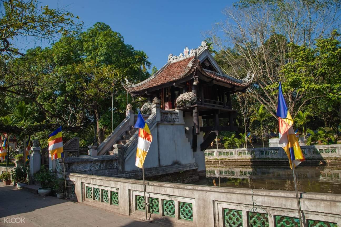 越南 河內 獨柱寺
