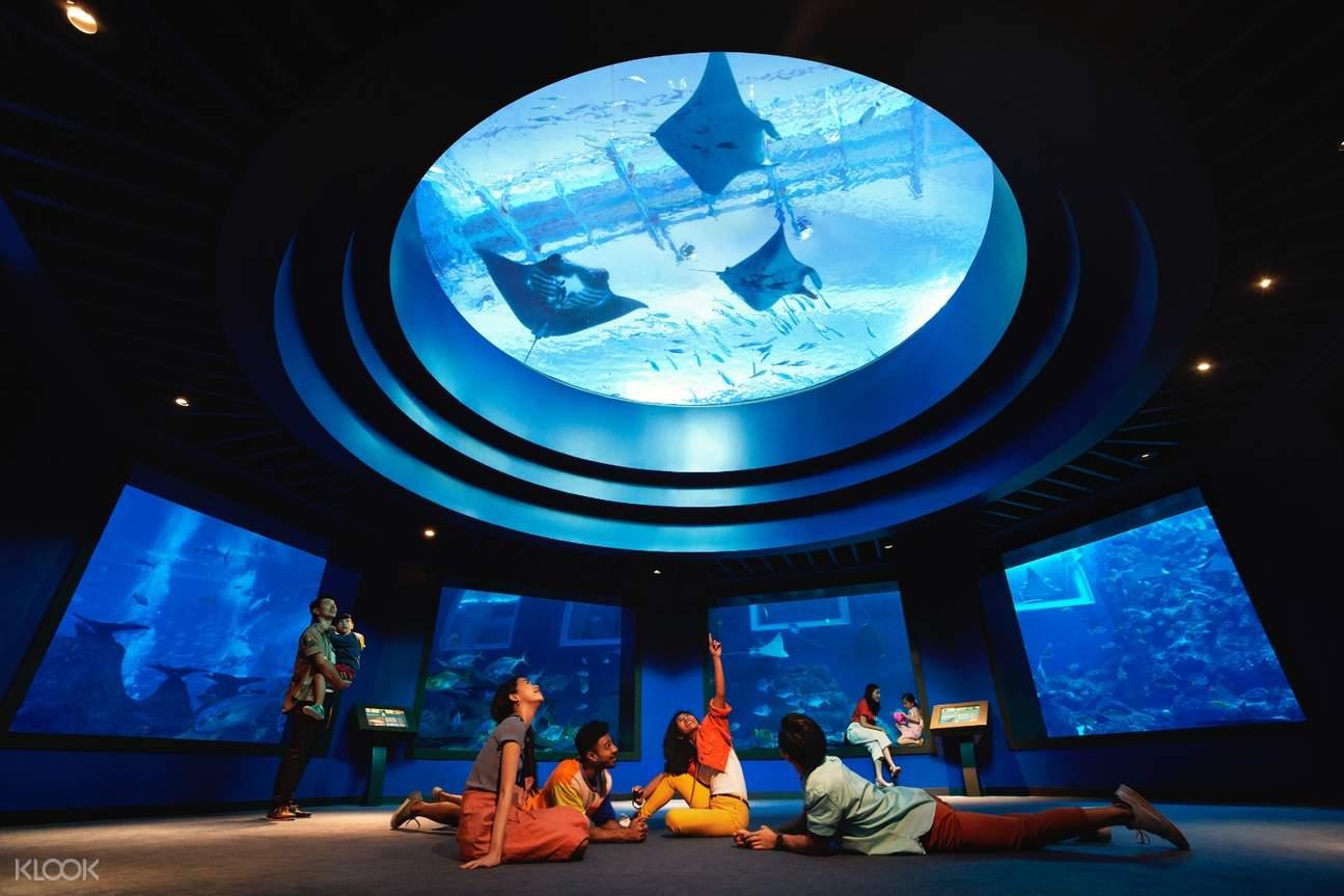 Resorts World Sentosa chinese new year