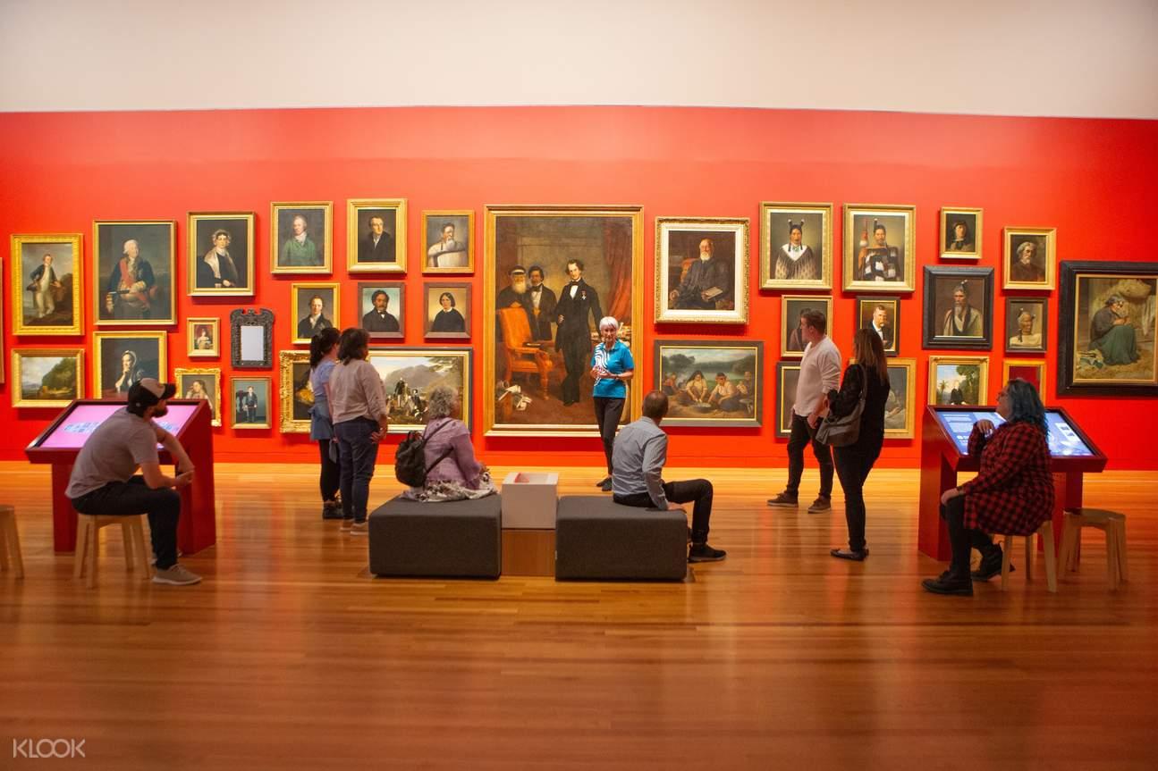 te papa museum tour