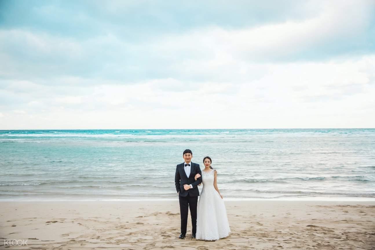 濟州婚紗攝影