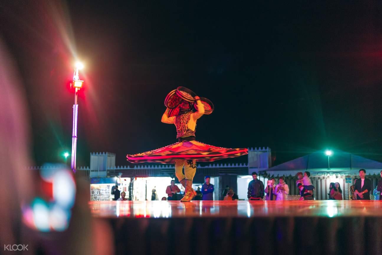 阿拉伯传统舞蹈
