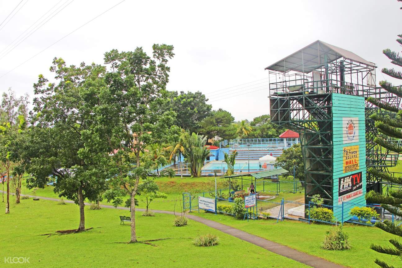 caliraya resort club over view
