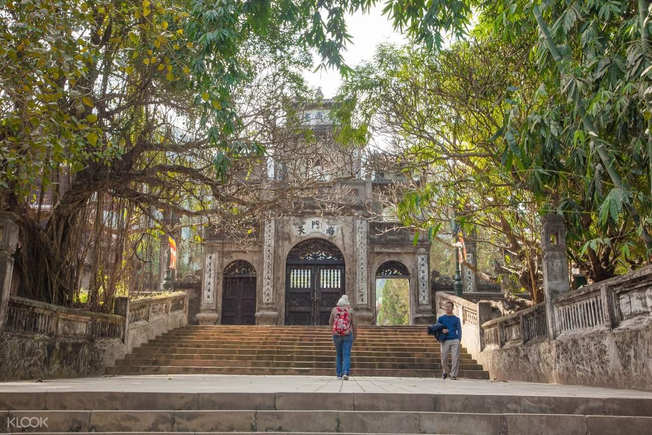 越南河內香跡寺
