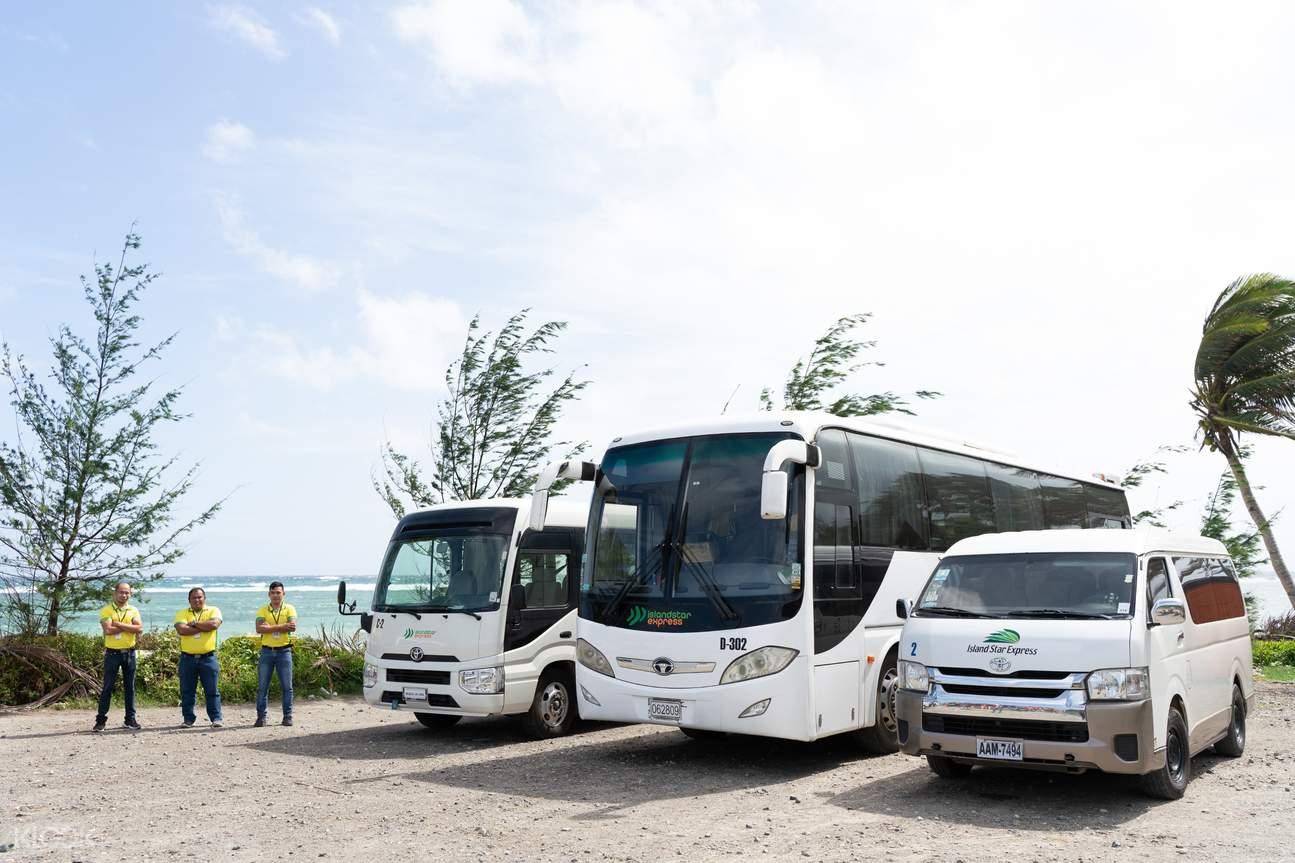 Kalibo International Airport (KLO) Boracay vehicles