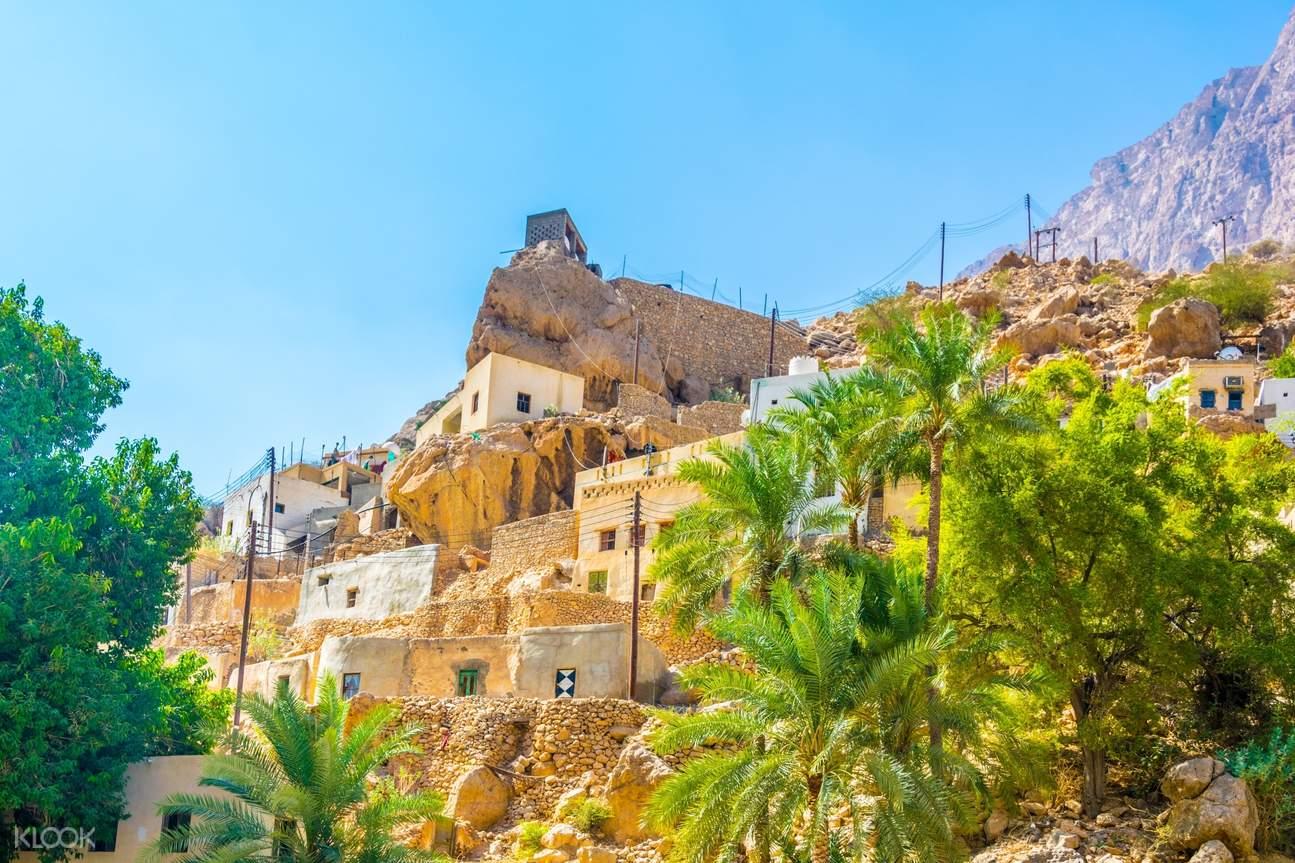 Wadi Shab沙布河谷一日游
