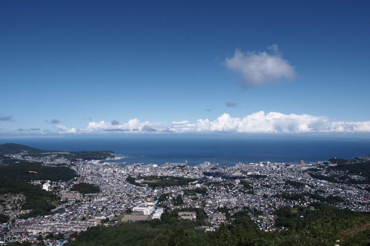 ภูเขาเท็นกุ