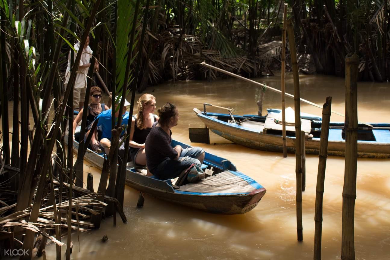 胡志明到金邊,越南到柬埔寨,湄公河遊船,湄公河旅遊,湄公河兩日遊,越南水上市場,永長寺,芹苴,湄公河體驗,湄公河小團