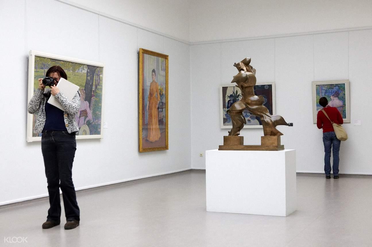 Kröller Muller Museum tour