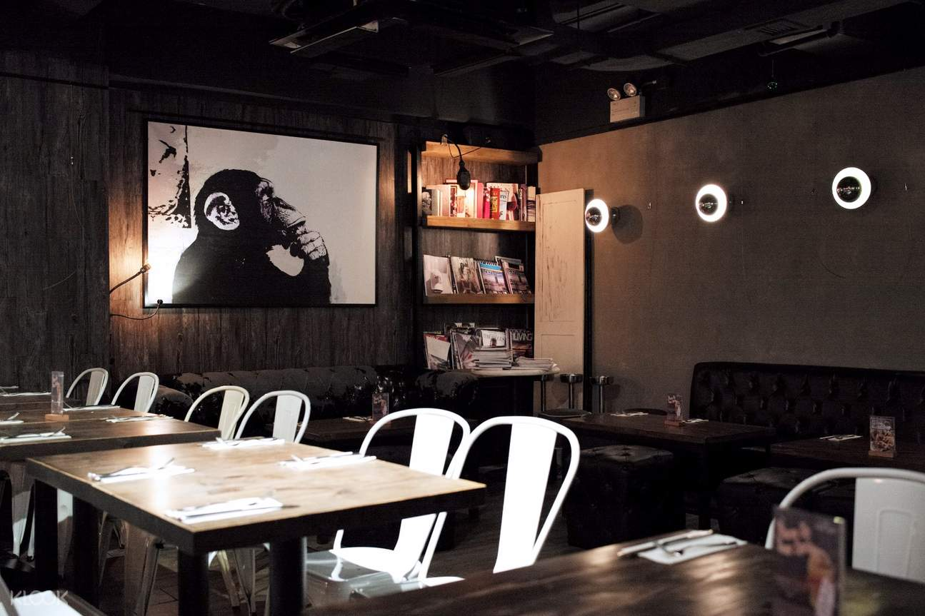 BRICK LANE Gallery 香港尖沙咀的英国菜(免费优惠券)
