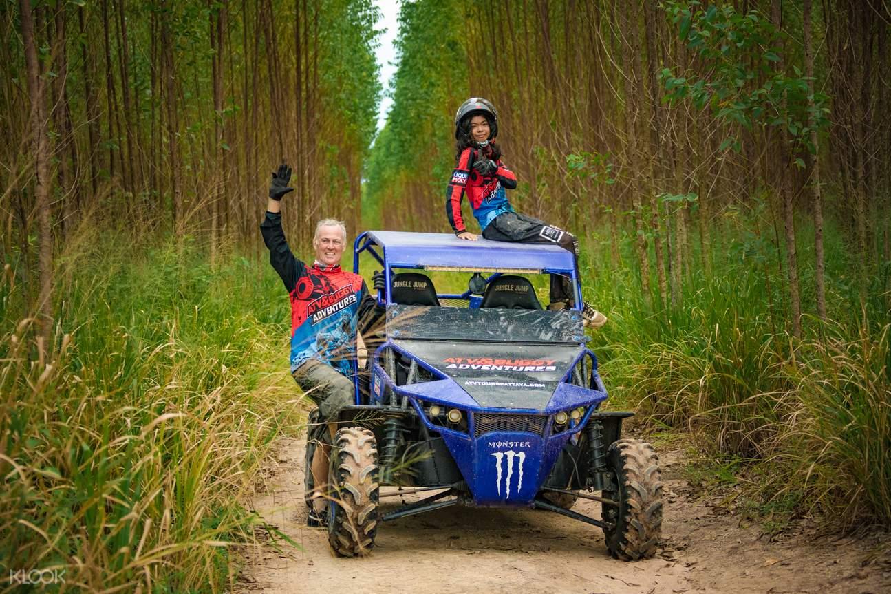 Pattaya ATV Tour