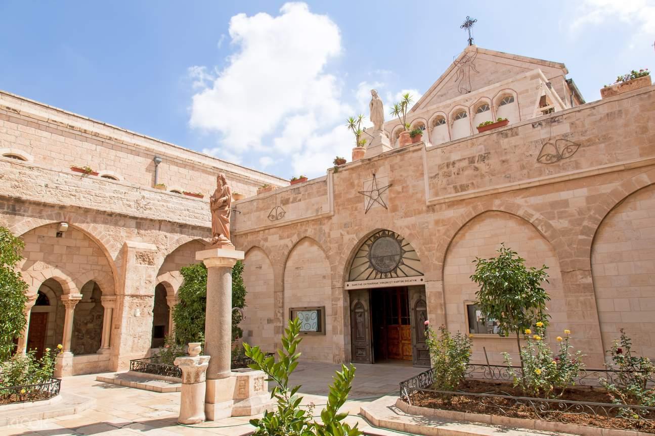 Jerusalem travel