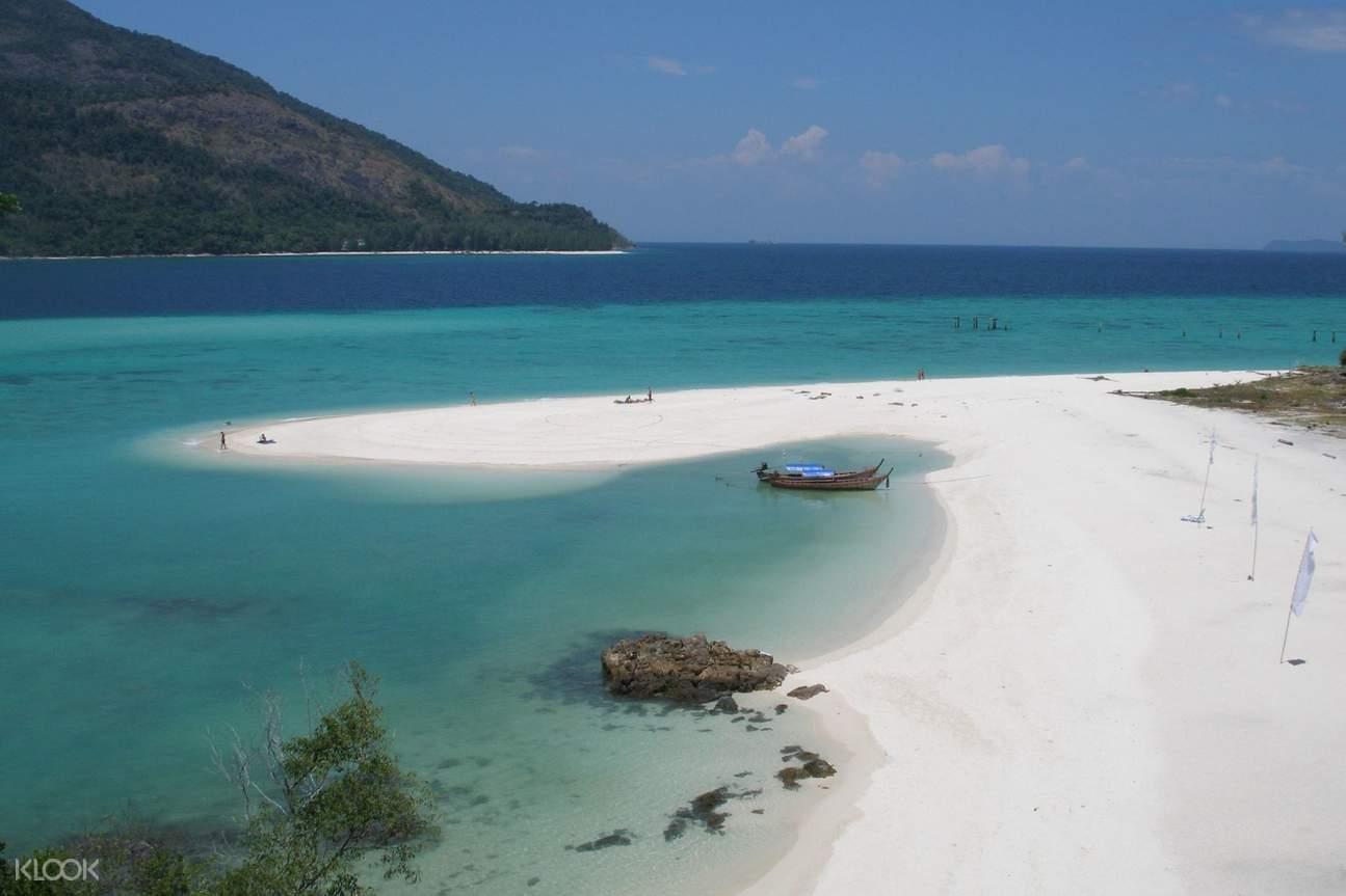 麗貝島叢林徒步& 浮潛之旅