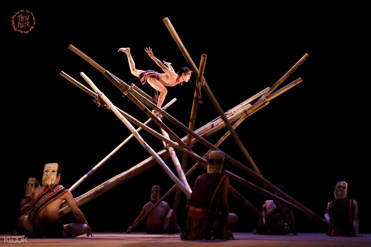 teh dar bamboo
