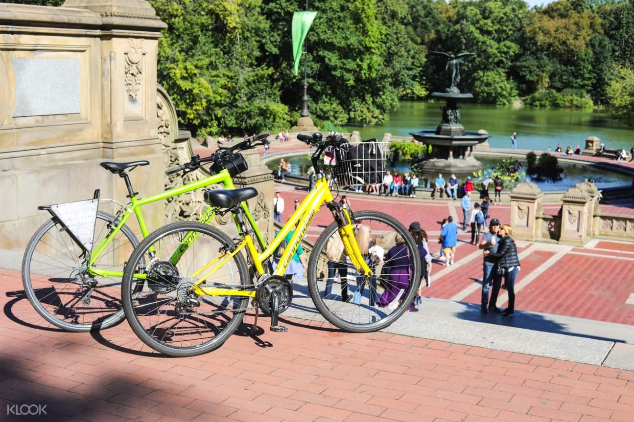 UB Central Park - Bikes Terrace