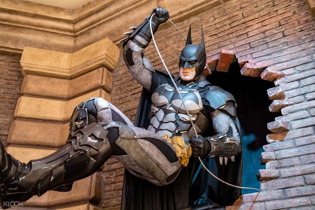 batman 4d ride macau