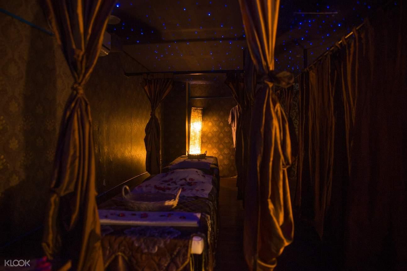 Asian Massage Interior