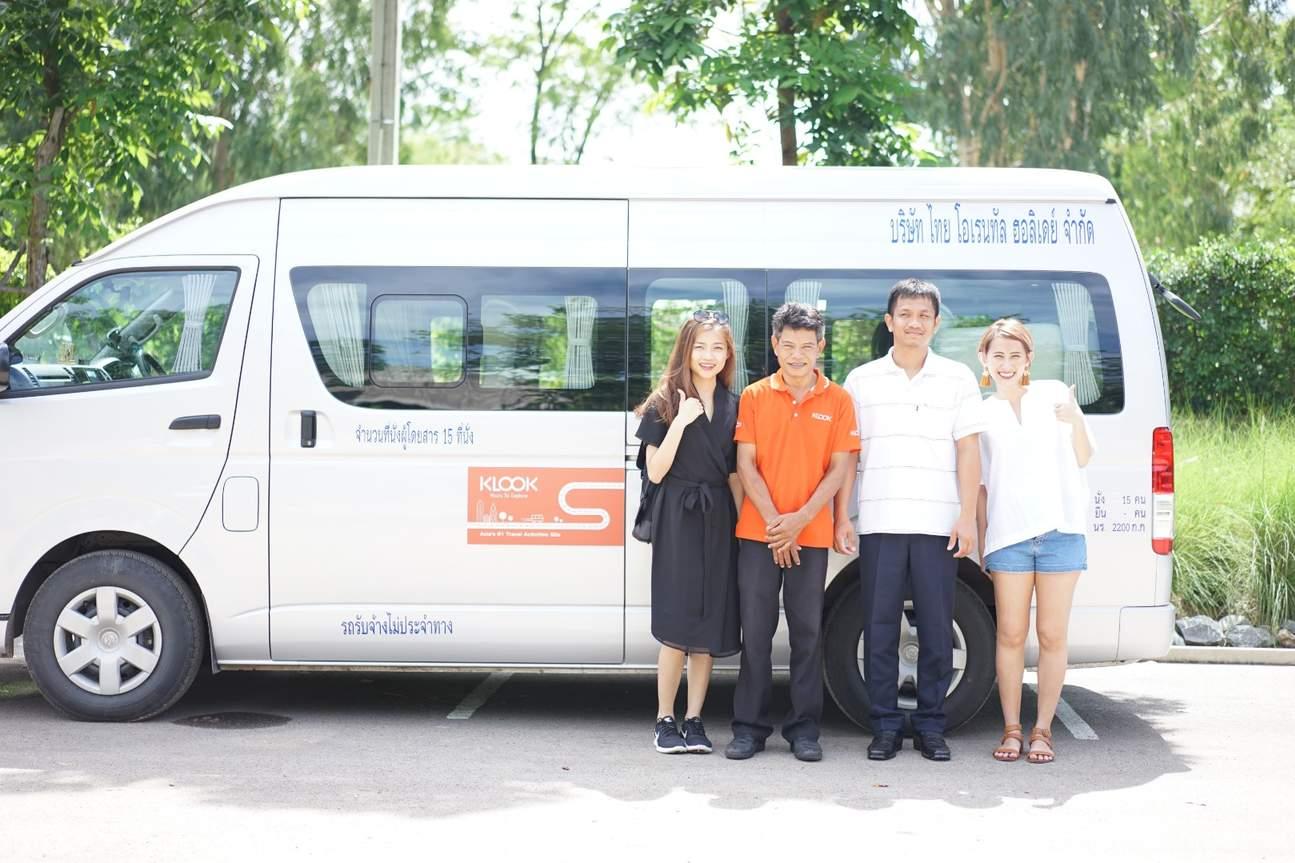 khao yai tour bangkok klook van
