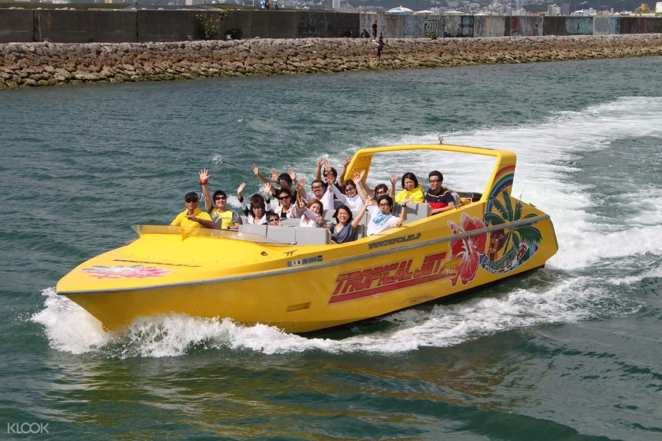 boat ride okinawa