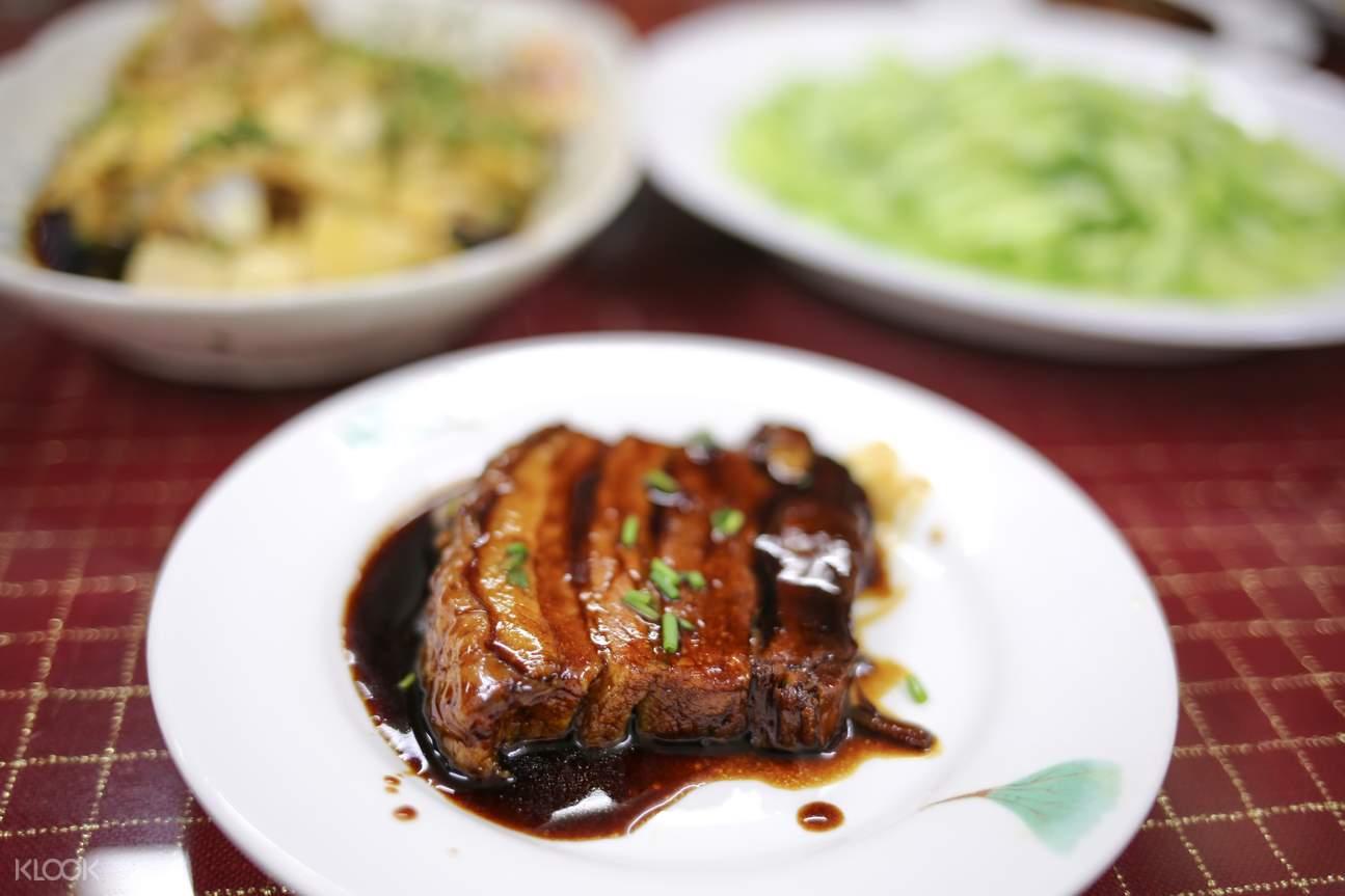 Shanghai Evening Food Tour