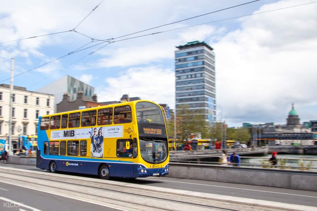 Dublin public bus