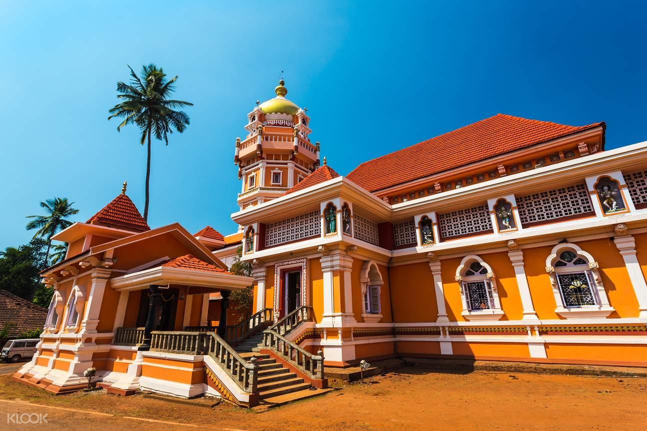 南果阿,南果阿一日游,果阿植物园,果阿香料园,果阿教堂,Shantadurga神庙